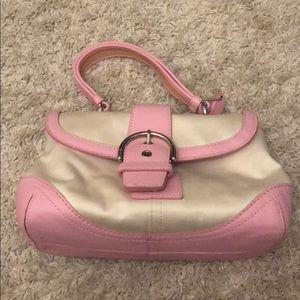 Coach Vintage mini soho hobo bag